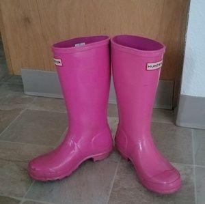 Girls Rubber Boots